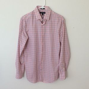 Banana Republic NWOT Check Dress Shirt